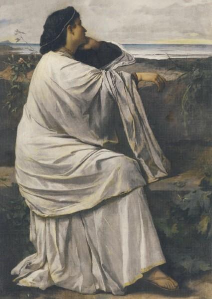 Anselm Feuerbach. Iphigenie. 1871