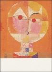 Klee, P. Seneco (Baldgreis) 1922. KK
