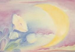Reich. Ursula. Das Gänseblümchen und der Mond. KK