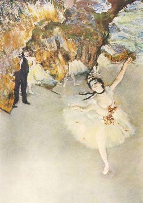 Tänzerin, Degas