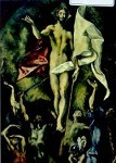 Greco. Die Auferstehung Christi, um 1605/10. DK