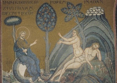 Erschaffung der Eva 9. KK