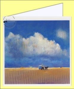 Boogaart, D. Strand, 2010. 15x15-DK