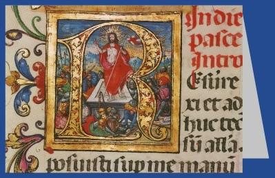 Auferstehung, 1526. DK