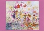 Judy Mastrangelo. Blumenparade. KK