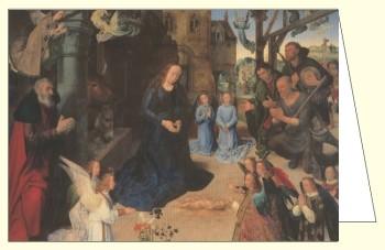 Goes, H. Anbetung der Hirten, 1476. DK