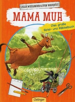 Mama Muh. Das große Spiel- und Rätselbuch