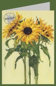 Vegt. Sonnenblumen, 2005. DK
