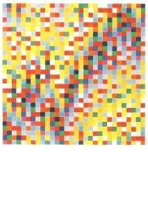 Lohse, R.-P. Dreissig systematische Farbtonreihen, 1950-55