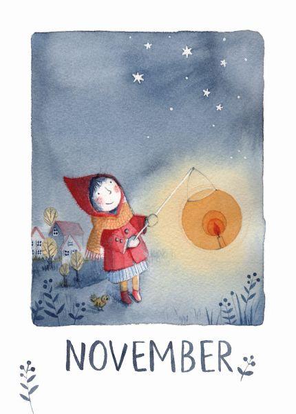Stefanie Messing. November