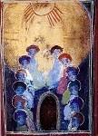 Parjiani, I. Jesus erscheint den Jüngern. KK