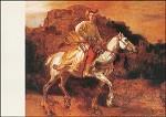 Rembrandt. Der Polnische Reiter. KK