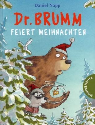 Daniel Napp. Dr. Brumm freiert Weihnachten