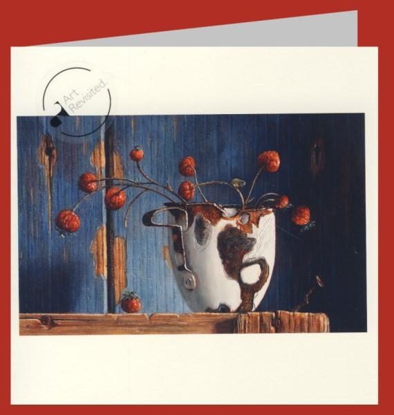 Möhlmann, Rob. Rob. Rot, Weiß, Blau, 2001. 15x15 - DK