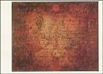 Klee, P. T6 Gartenvisionen, 1925. KK
