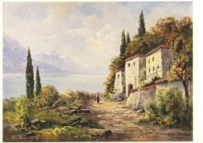 Andreas Betz. Am Comosee