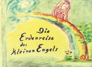 Herklotz, Hilda. Die Erdreise des Kleinen Engels. Buch