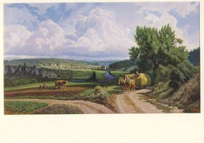 Vogt-Vilseck, M. Das Altmühltal