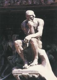 Auguste Rodin. Der Denker, 1879-1917. KK