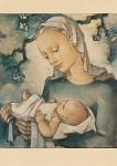 Hummel, M.I. Madonna mit gewickeltem Kind, 1939/42. KK