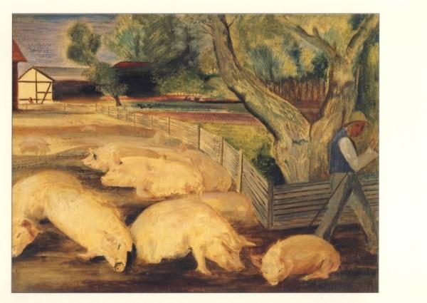 Alfred Partikel. Der verlorene Sohn, 1931