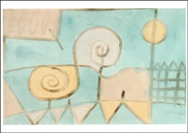 Klee, P. Wochenende am Wasser, 1935. KK