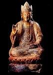 Boddhisattva. Yuan-Dynastie, China 1279-1367. KK