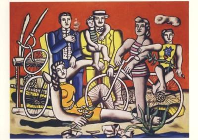 Fernand Lèger. Der Ausflug, 1949