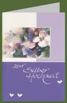 Decker, Marion. Zur Silberhochzeit. DK