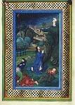 Salzburger Missale, 2. Band. Ölberg. 1481-1489. KK