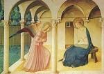 Angelico, F. Verkündung an Maria, um 1437/45. KK