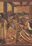 Lederer, J. Anbetung der Könige, um 1517/20. KK