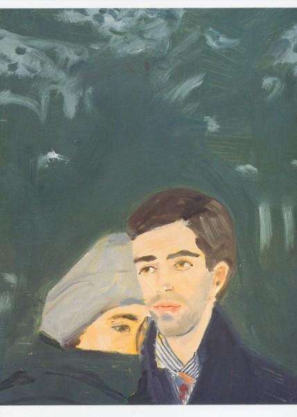 Katz, Alex. Couple, 1996. KK