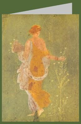 Römisch-Etruskisch. Flora oder der Frühling
