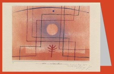 Klee, P. Nach Regeln zu pflanzen,1935. DK