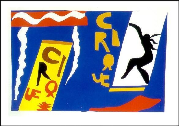 Henri Matisse. Cirque, 1947. KK