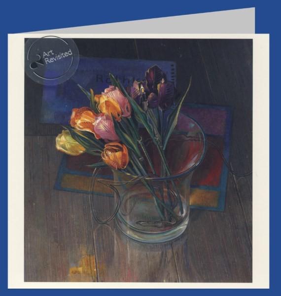 Rein Pol. Burning love, 2005. 15x15-DK