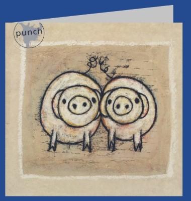 Innemée. Coming together, 2002. 15x15-DK
