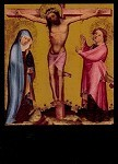 Bertram, M. Maria und Johannes unter dem Kreuz. KK