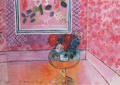 Raoul Dufy. La vie en rose, 1931