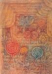 Klee, P. Spiralblüten, 1926. KK
