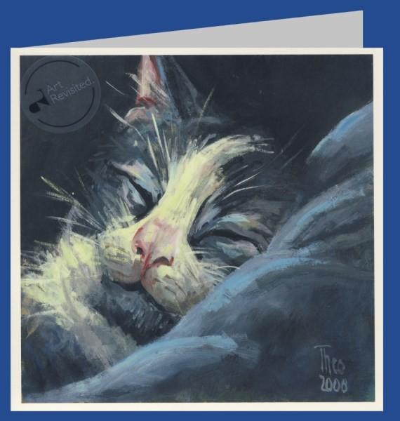 Onnes, T. Katze, 2008. 15x15-DK