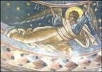 Byzantinisch. Erzengel Uriel. Rumänisch. KK
