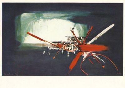 Mathieu, G. Komposition 1958