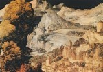 Albrecht Dürer. Die Beweinung Christi, 1498