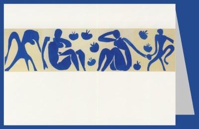 Henri Matisse. Frauen und Affen, 1952