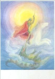 Ich wünsche Dir,dass der Engel der Gelassenheit Dir hilft.DK