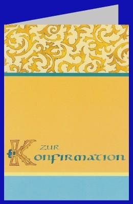 Decker, M. Zur Konfirmation. DK