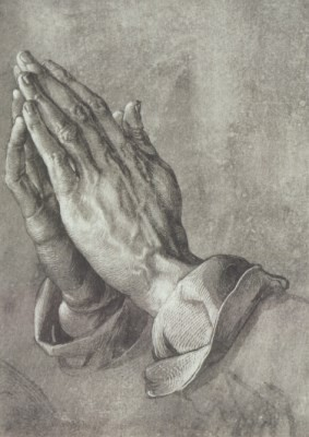 Albrecht Dürer. Betende Hände, 1508. KK