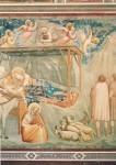 Giotto di Bondone. Geburt. KK